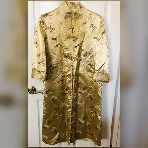 Jackets & Blazers - Vintage Silk 1960 Chinese Jacket